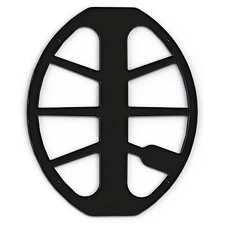 "Minelab 15"" EQX 15 Elliptical Search Coil Cover Skidplate for EQUINOX Series Metal Detectors 3011-0378"