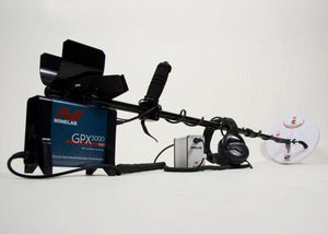 Minelab GPX 5000 (With $100 free credit of your choice)