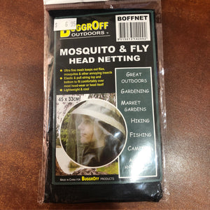 Mosquito & Fly Head Netting