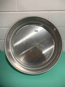 Pan Aluminium (sieve base) 330mm