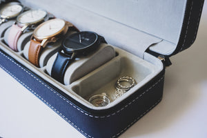 Women's Watch and Accessories Case close