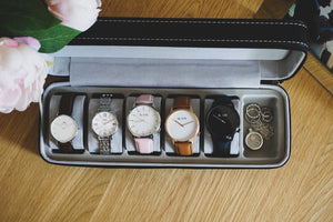 Women's Watch and Accessories Case