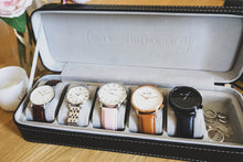 Load image into Gallery viewer, Women's Watch and Accessories Case