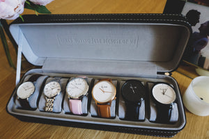 Women's Watch fits 6 watches