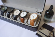 Load image into Gallery viewer, Men's  Travel Watch and Accessories Case