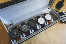 Load image into Gallery viewer, Men's Watch and Accessories Case