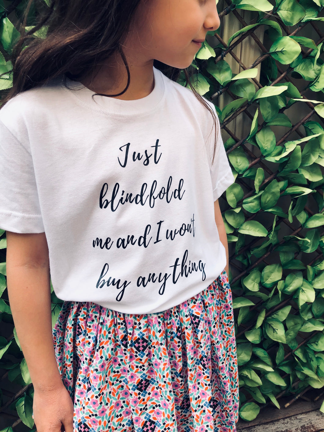 Just blindfold me ..T-shirt - Womens and Kids