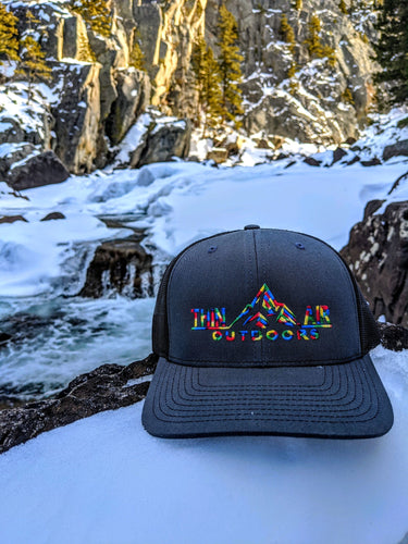 Color Peak Hat