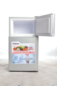 T Home Refrigerator TH-RG85KDBSL