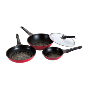 Kangaroo Induction Frypan KG 171S (5D Diamond)
