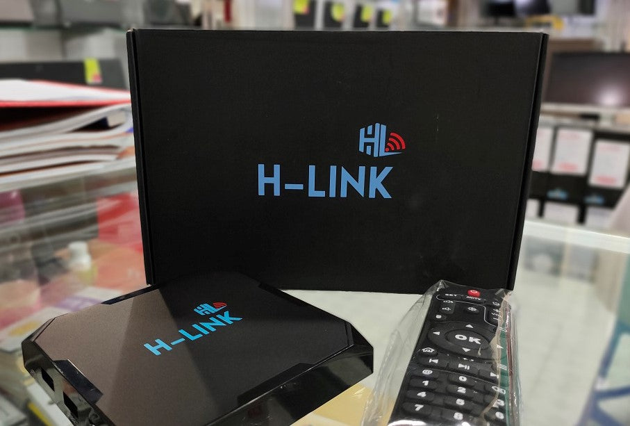 H Link Android Box 4/32