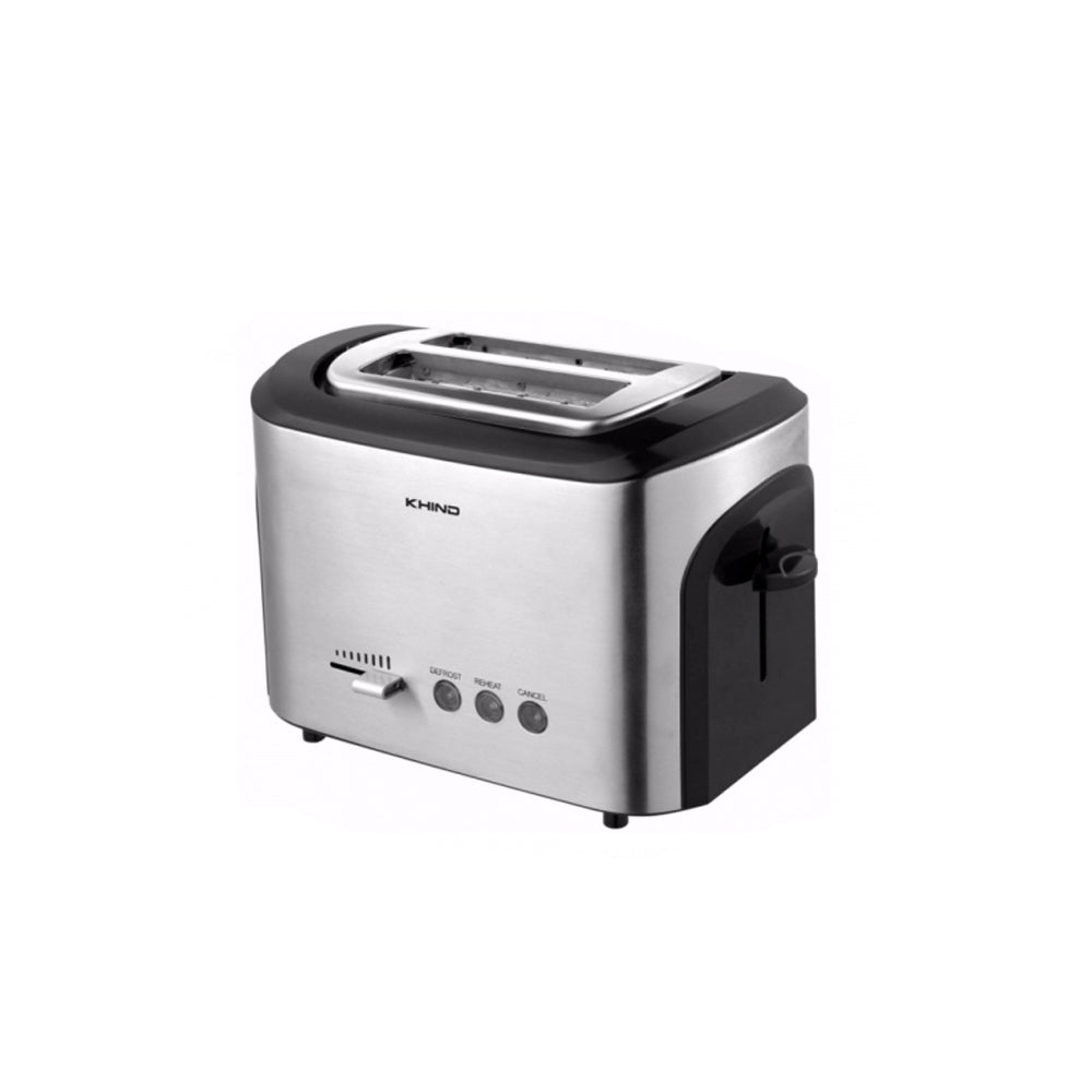 KHIND Toaster BT 12SS (2 Slices)