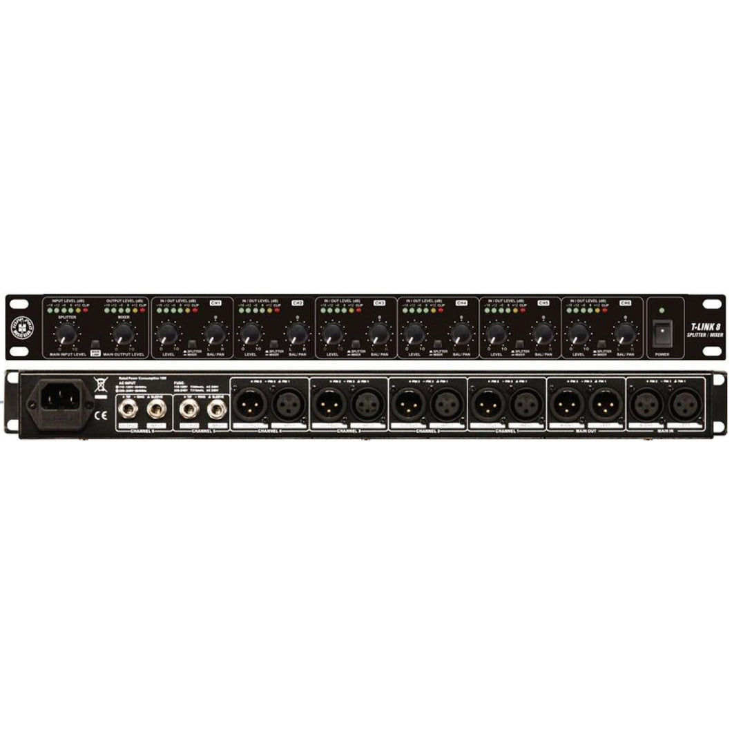 Top TLINK8 Audio Splitter