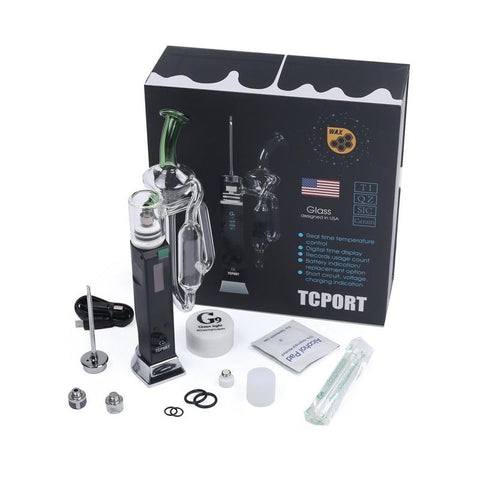 G9 Greenlightvapes TCPORT E-Nail Dab Kit