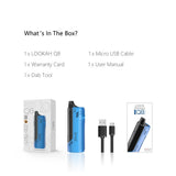 Lookah Q8 Wax Vaporizer Pen | Dab Pens For Sale | Free Shipping