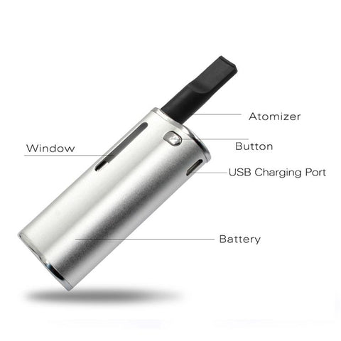 Mystica VV 510 Thread Battery | Vape Battery For CBD/THC Cartridge