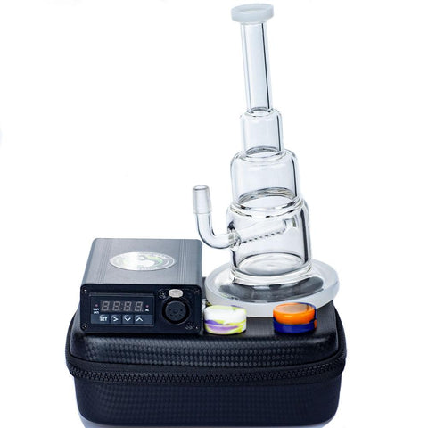 Pyramid Dab Rig W/ Enail Kit | Enail Bundles For Sale | Free Shipping