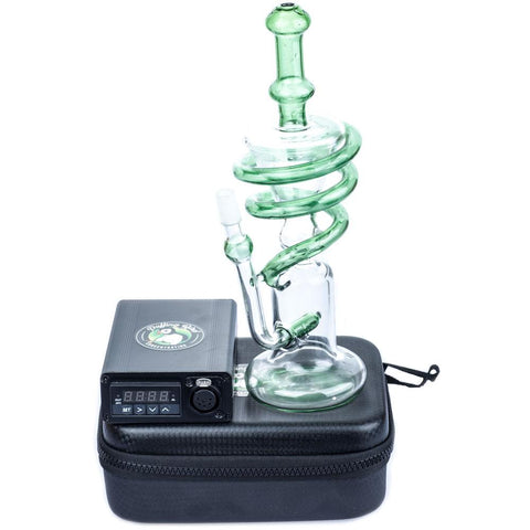 Quartz Enail Kit W/ Electric Recycler Dab Rig Bundle | Free Shipping