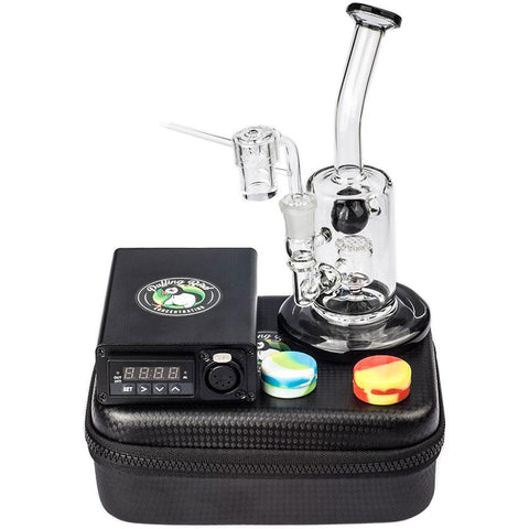 Quartz Enail W/ Ball Perc Dab Rig Bundle For Sale