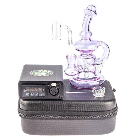 Enail Quartz Kit With Pink Dab Rig Bundle | Enail Kit | Free Shipping