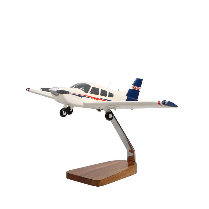 Aircraft Models - ATP Piper Archer TX Large Mahogany Model
