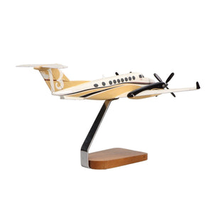 Aircraft Models - Beechcraft King Air 350i Limited Edition Large Mahogany Model