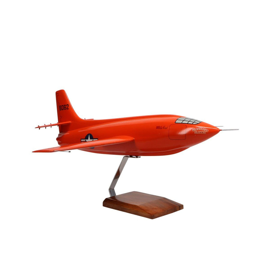 Aircraft Models - Bell X-1 Limited Edition Large Mahogany Model