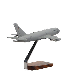 Aircraft Models - Boeing KC-46 Pegasus Limited Edition Large Mahogany Model
