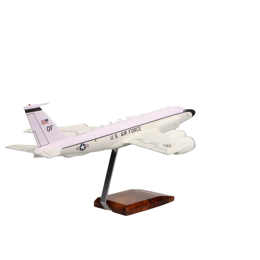 Aircraft Models - Boeing RC-135V Limited Edition Large Mahogany Model