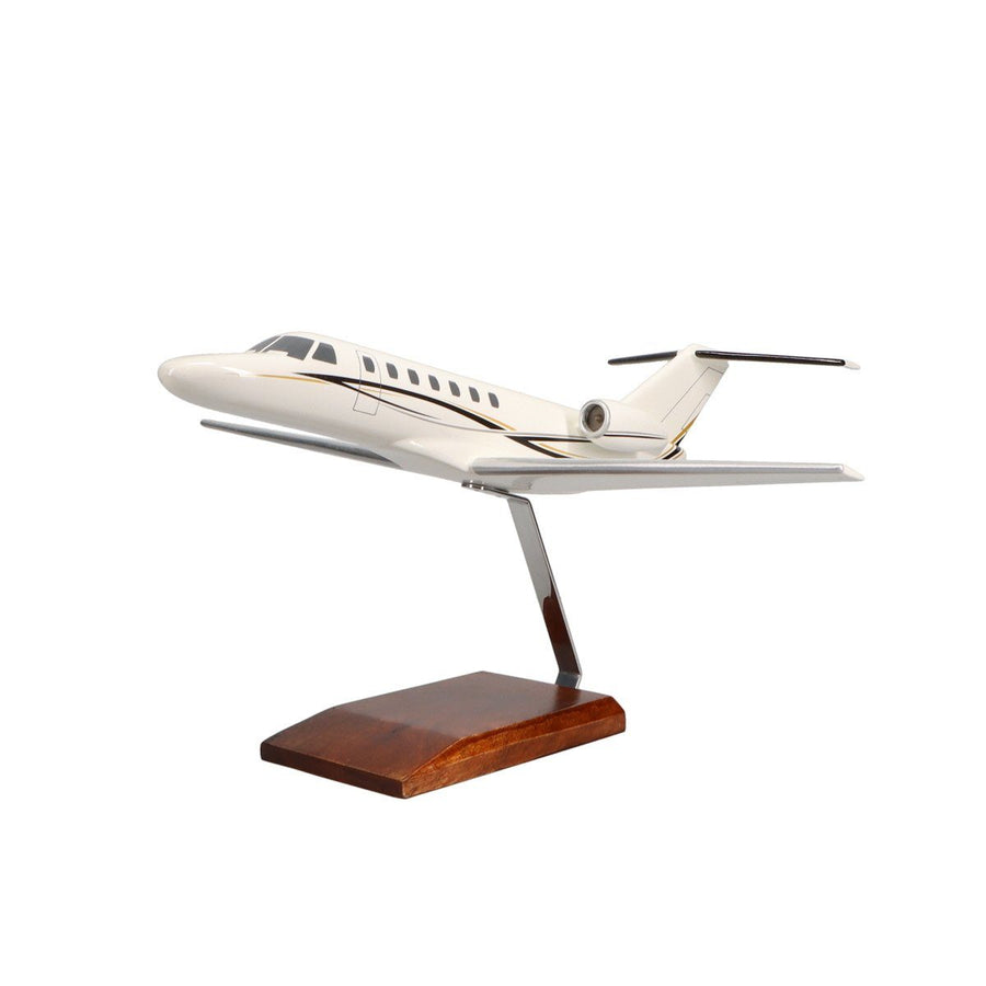 Aircraft Models - Cessna Citation CJ3 Limited Edition Large Mahogany Model