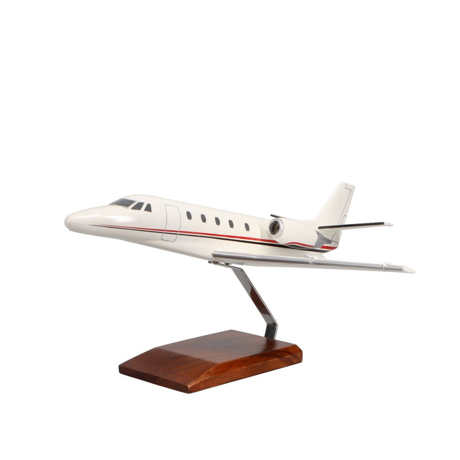 Aircraft Models - Cessna Citation Excel Limited Edition Large Mahogany Model