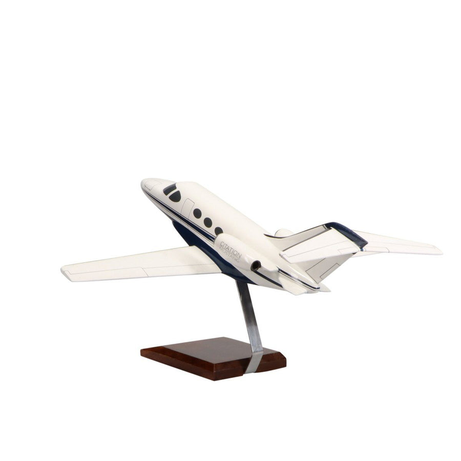 Aircraft Models - Cessna Citation Mustang Limited Edition Large Mahogany Model