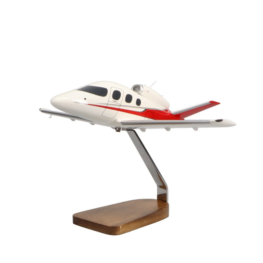 Aircraft Models - Cirrus Vision Jet Limited Edition Large Mahogany Model