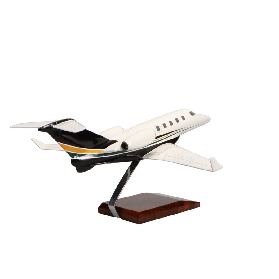 Aircraft Models - Embraer: Phenom 300 Limited Edition Large Mahogany Model
