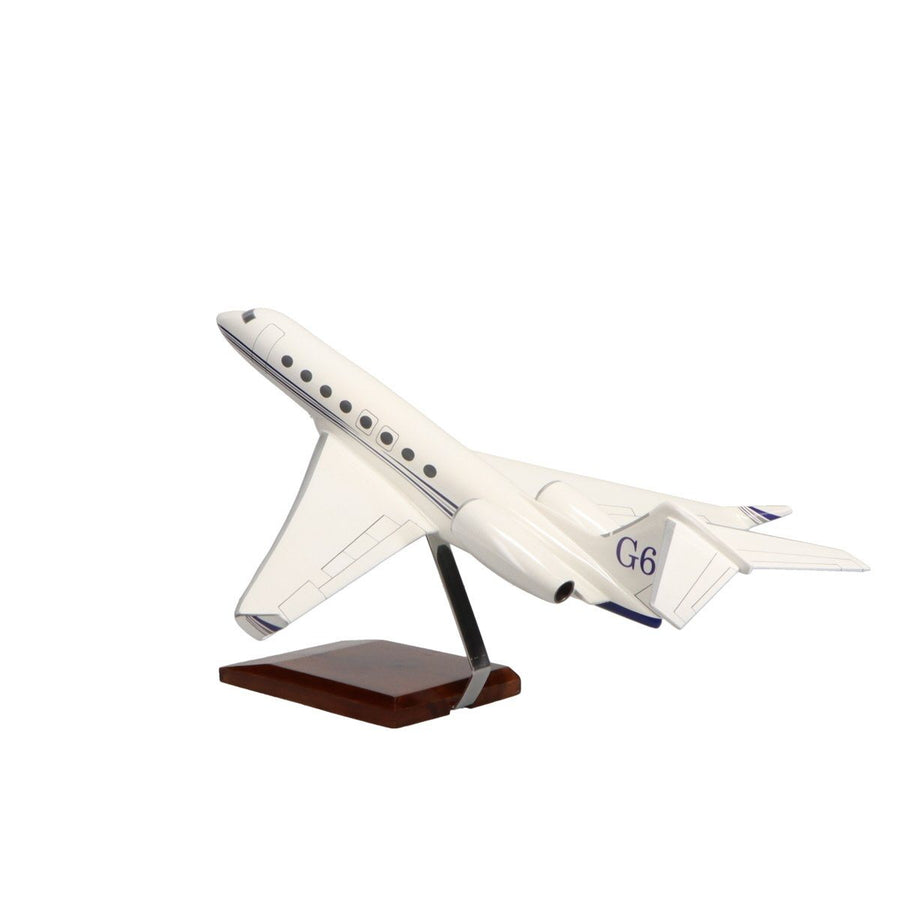 Aircraft Models - Gulfstream G650 Limited Edition Large Mahogany Model