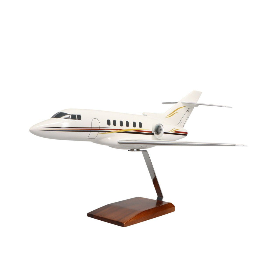 Aircraft Models - Hawker 800XP Limited Edition Large Mahogany Model