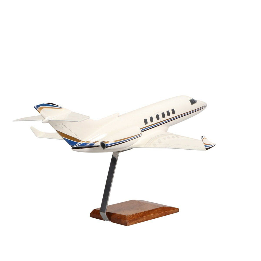 Aircraft Models - Hawker 850XP Limited Edition Large Mahogany Model