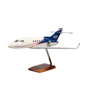 Aircraft Models - Hawker 900XP Limited Edition Large Mahogany Model