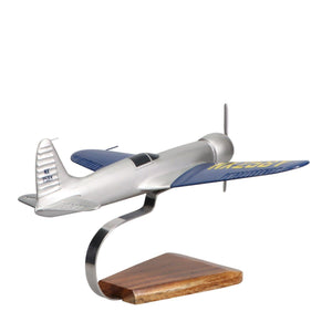 Aircraft Models - Howard Hughes H-1 Racer Limited Edition Large Mahogany Model