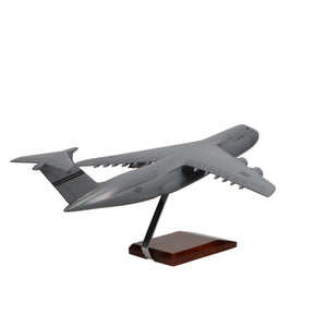 Aircraft Models - Lockheed C-5M Galaxy Limited Edition Large Mahogany Model