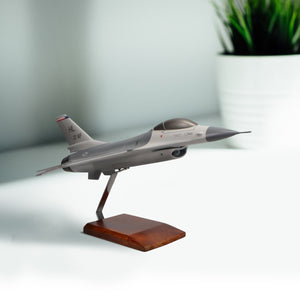 Lockheed Martin F-16 Fighting Falcon Limited Edition Large Mahogany Model