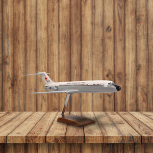 McDonnell Douglas C-9A Nightingale Limited Edition Large Mahogany Model