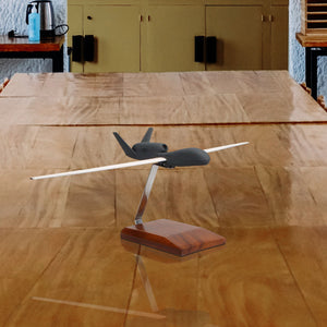 Northrop Grumman RQ-4A Global Hawk U.S. Air Force Limited Edition Large Mahogany Model