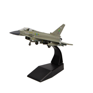 Die Cast Planes - Eurofighter Typhoon F.2 1/100 Diecast Aircraft Model