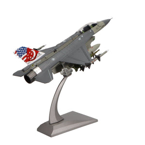 Die Cast Planes - General Dynamics F-16 Fighting Falcon Diecast Aircraft Model