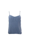 Periwinkle Blue Sleeveless Top