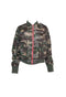 Camo Long Sleeve Bomber Jacket