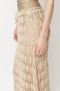 Crochet Midi Skirt or Strapless Dress