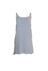 Light Grey Cotton Slip Dress