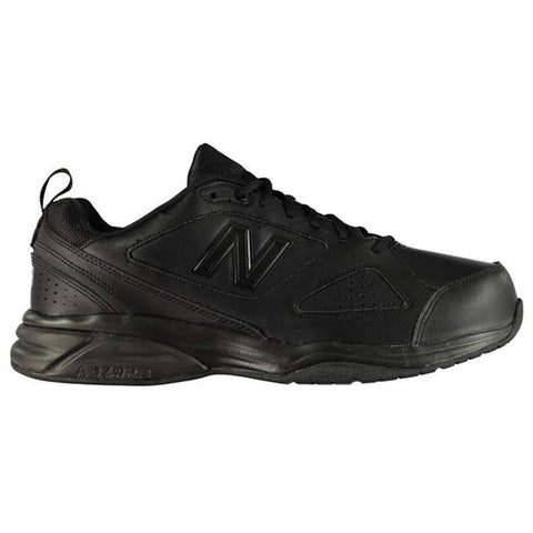 NEW BALANCE MENS 624 V4 - BLACK